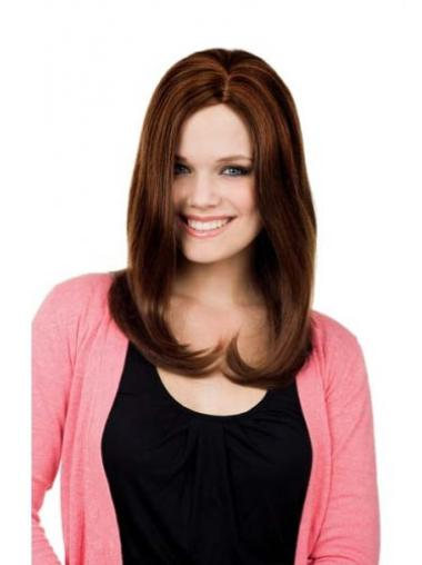 Cheapest Synthetic Auburn Lace Front Wigs