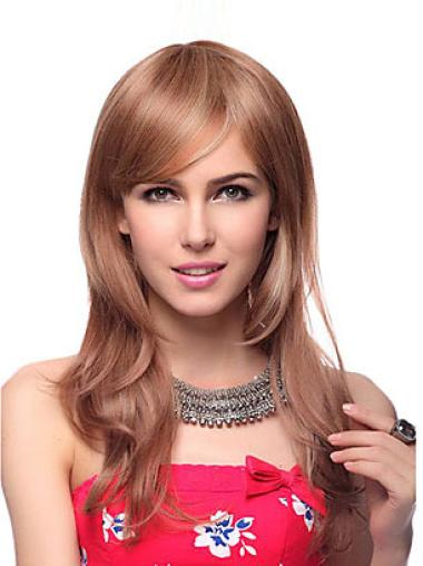 Best Synthetic Brown Capless Wigs