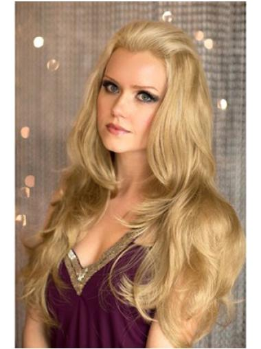 3/4 Synthetic Capless Style Wigs
