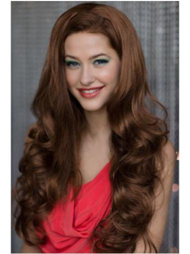 3/4 Synthetic Capless Graceful Wigs