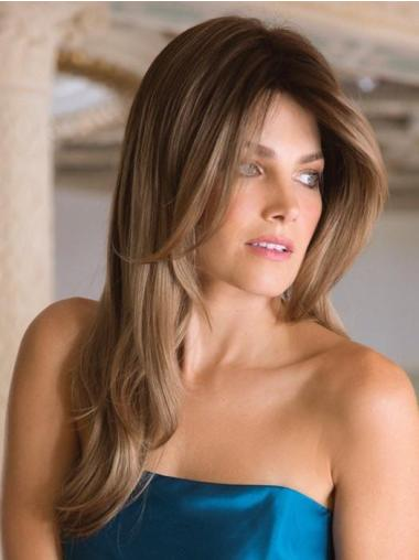 Layered 18 Inches Wavy Capless Long Good Wigs