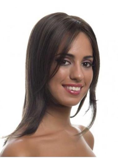 Online Layered Brown Full Lace Wigs
