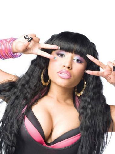 Nicki Minaj Lace Front Wigs