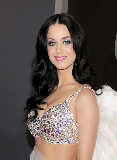 Celebrity Wigs Katy Perry Wigs Capless Long Amazing Katy Perry Wigs